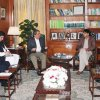 Interior Minister meets MQM Delegation
